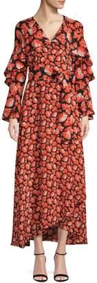 Diane von Furstenberg Isla Ruffle Dress