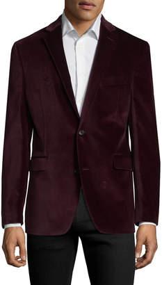 Saks Fifth Avenue Men's Velvet Cotton Sportcoat