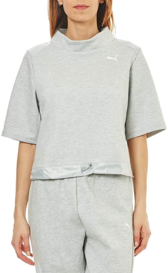 Evostripe - Sweatshirt - grau