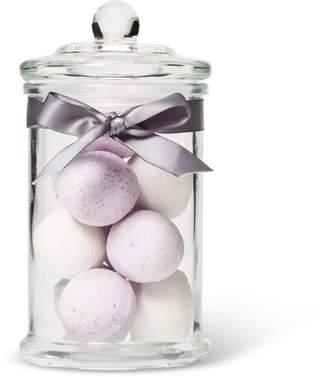 Tricoastal Design Tri-Coastal Design Lavender Glass Jar Bath Fizzers