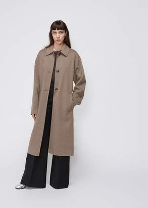 MS MIN Double-Faced Cashmere Coat