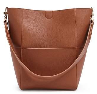 Forever 21 Faux Leather Shoulder Bag
