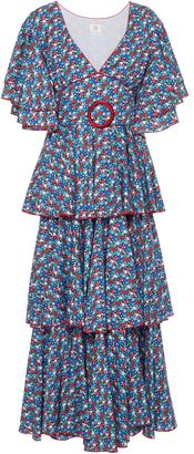 Gl Hrgel Flower Print Dress