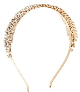 Rosantica By Michela Panero - Luci Crystal Embellished Headband - Womens - Crystal
