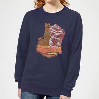 Scooby-Doo Munchies Women's Sweatshirt