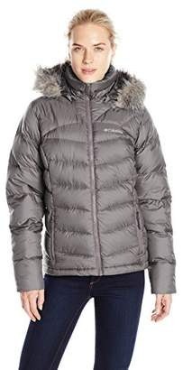 Columbia Women's Glam-Her Down Jacket $160 thestylecure.com
