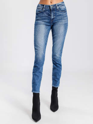 Paige Hoxton High Rise Ultra Skinny Ankle Jeans