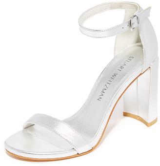 Stuart Weitzman Walkway Sandals $400 thestylecure.com
