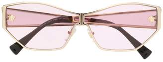 Versace Eyewear cat-eye sunglasses