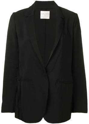 Forte Forte black formal blazer