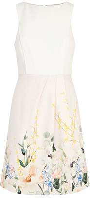Ted Baker Kalla Floral A-Line Dress