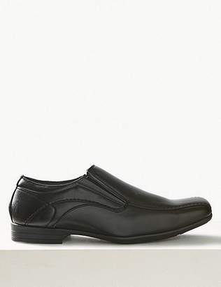 Marks and Spencer Stitch Detail Slip-on Shoes