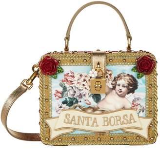 Dolce & Gabbana Dolce Box Cherub Bag