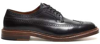 Alden Longwing Blucher In Black Exclusive