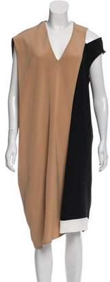 CNC Costume National Colorblock Shift Dress w/ Tags