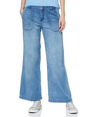 S'Oliver Women's .904.71.5540 Bootcut Jeans (Size: 40)