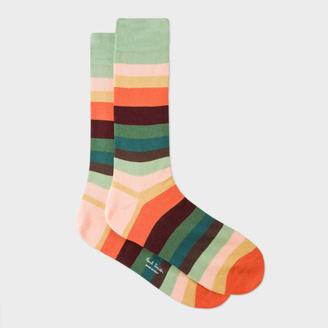 Men's 'Artist Stripe' Socks $30 thestylecure.com