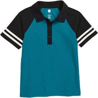 Tea Collection Sporty Raglan Polo Shirt