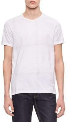 Calvin Klein Short-Sleeve Scoop Neck Tee