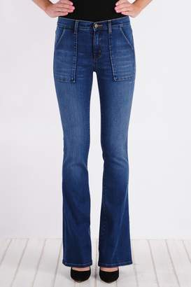 Henry & Belle High Waisted Flare Jeans