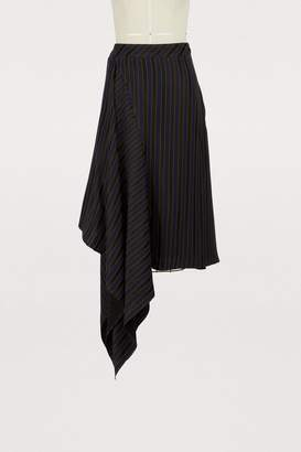 Palmer Harding Squared skirt