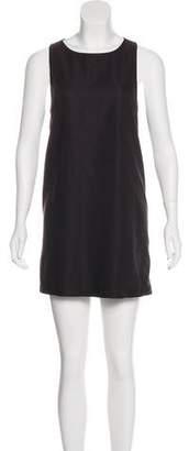 Kimberly Ovitz Cutout-Accented Mini Dress