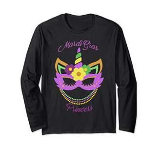 Cute Mardi Gras shirt Unicorn Shirt kids girls women