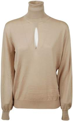 Tom Ford Keyhole Detail Sweater