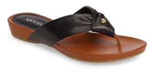 Women's Vaneli Elegy Thong Sandal $109.95 thestylecure.com