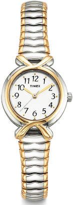 Timex Easy Reader Womens Expansion Strap Watch 218543D
