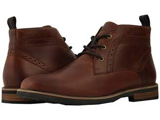 Nunn Bush Ozark Plain Toe Chukka Boot with KORE Walking Comfort Technology