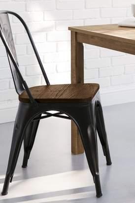 Next Set Of 2 Jaxon Black Dining Chairs