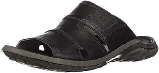 Josef Seibel Men's Logan 38 Slide Sandal