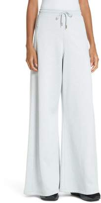 Opening Ceremony Satin Face Pants