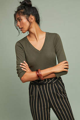 Three Dots Heritage Layering Top
