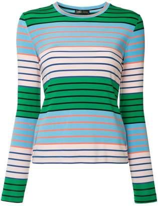 Stine Goya striped sweatshirt