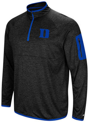 Colosseum Men's Duke Blue Devils Amnesia Quarter-Zip Pullover