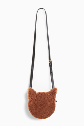 Monki Cross shoulder cat bag