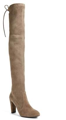 Stuart Weitzman Highland Over the Knee Boot - Multiple Widths Available
