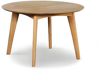 Ethnicraft Osso Round Dining Table - Oak