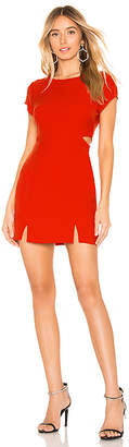NBD x Naven Violet Dress