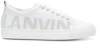 Uk Women For Lanvin Trainers Shopstyle ApZcnzxnqw
