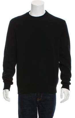 Givenchy Back Strap Woven Sweater
