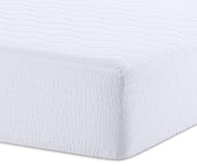 Dream Zone® Cotton Filled Twin Mattress Pad