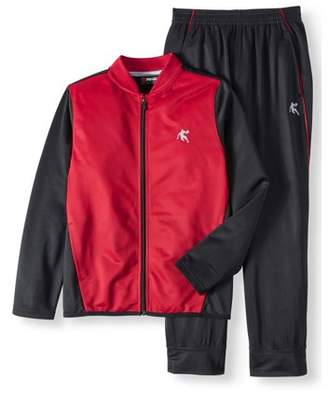 AND 1 AND1 Forward Pass Full-Zip Track Suit (Little Boys & Big Boys)