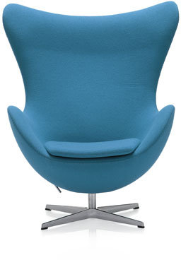 arne jacobsen Egg™ Chair - Fame Fabric