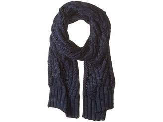 Lauren Ralph Lauren Engineered Cable Scarf