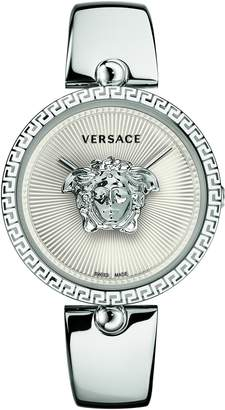 Versace Women's Luxury Palazzo Empire Dial Stainless Steel Watch (Model: VCO090017)