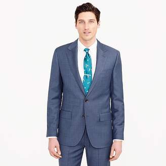 Ludlow wide-lapel suit jacket in Italian worsted wool $398 thestylecure.com