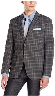 Franklin Tailored Men's Plaid Newton Sport Coat